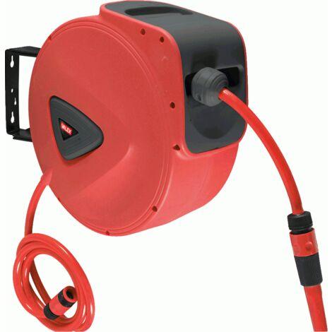 Enrouleur de tuyau mural automatique Valex 1105021