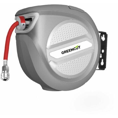 Enrouleur dévidoir automatique air comprimé 9 mètres pour compresseur copie