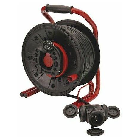 Enrouleur électrique Ats-roll 3g2,5 - Longueur 25m 25M Wurth