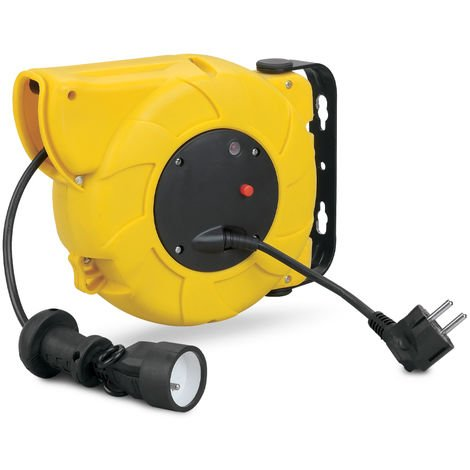 Enrouleur électrique automatique 20M-3g1.5-HO5