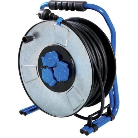 Enrouleur IRON-COAT 50m H07RN-F 3G1,5