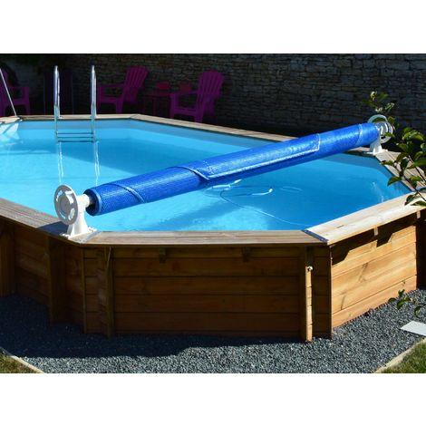 Enrouleur luxe pour piscine hors-sol