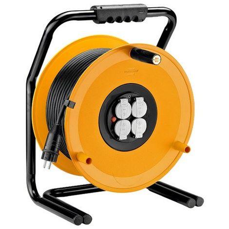 Enrouleur maxi garant 3SP BRENNENSTUHL - 50 m - 3G2.5 - 1243221