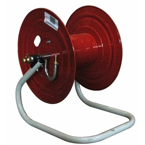 """Enrouleur métallique AMA pour 100 m de tuyau 1/2"""""""