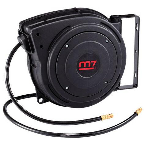 Enrouleur pneumatique à carter fermé - Diamètre intérieur 8 mm
