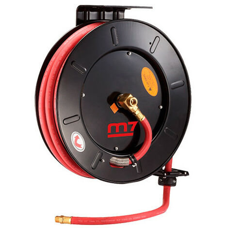 Enrouleur pneumatique à carter ouvert - Diamètre intérieur 10 mm