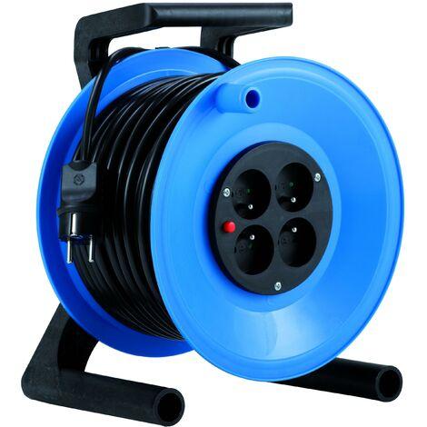 Enrouleur prolongateur électrique 25 M - Mob/Mondelin