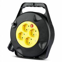 Enrouleur - Rallonge électrique 10m Vt-6002