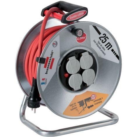 Enrouleur Silver 25, 33 ou 40 mètres 3G2,5 - plusieurs modèles disponibles