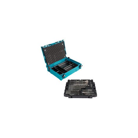 Ensemble de 2 coffrets (B-43044 + B-52059) MAKITA - ACC0019