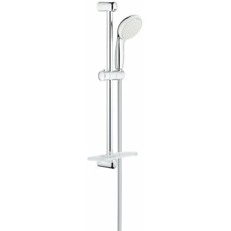 Ensemble de douche Grohe Tempesta 2 jets barre Diam22mm