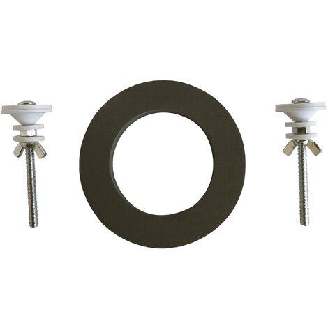 Ensemble de fixation de la cuvette au réservoir de WC