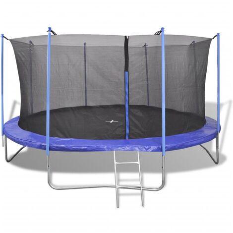 Ensemble de trampoline 5 pièces 4,57 m