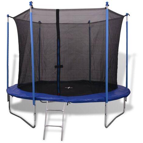 Ensemble de trampoline cinq pièces 3,05 m