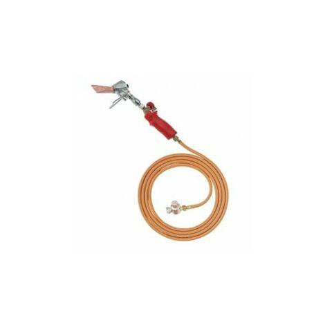 Ensemble fer à souder zingueur complet Virax avec tuyau tournant 4 m 524070 Virax