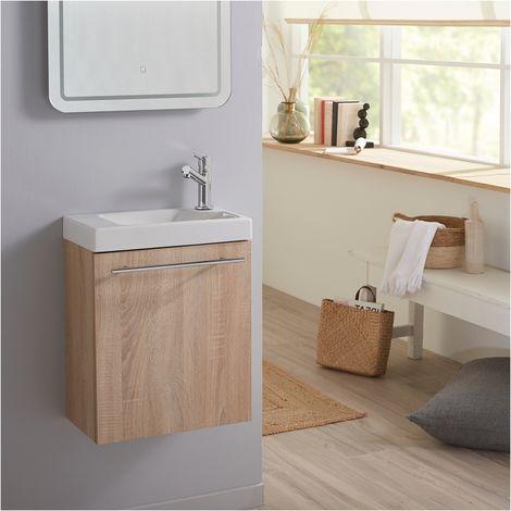 Ensemble lave mains + lave mains hamac 3 + robinet eau froide