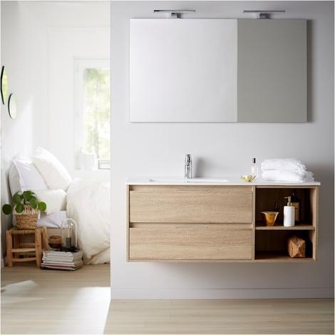 ensemble meuble de salle de bain venus 120 plan c ramique. Black Bedroom Furniture Sets. Home Design Ideas