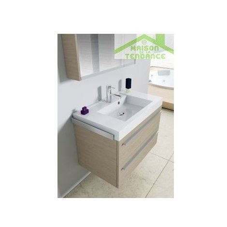 Ensemble meuble & lavabo RIHO BOLOGNA SET 53 80x48x H 58,5 cm