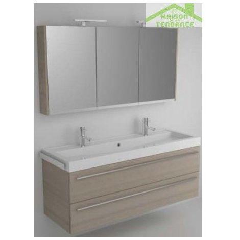 Ensemble meuble & lavabo RIHO BOLOGNA SET 55 120x48x H 58,5 cm