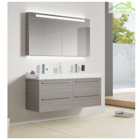 Ensemble meuble & lavabo RIHO BOLOGNA SET 63 120x48x H 58,5 cm