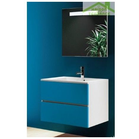 Ensemble meuble & lavabo RIHO CAMBIO SENTITO SET 03 60x48x H 57 cm