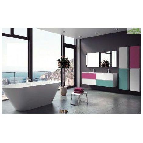 Ensemble meuble & lavabo RIHO CAMBIO SENTITO SET 32 160x48x H 57 cm