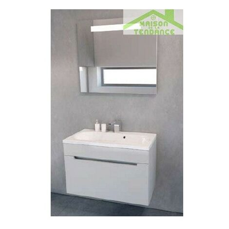 Ensemble meuble & lavabo RIHO ENNA SET 35 80x38 H 53,5 cm