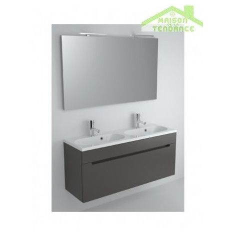 Ensemble meuble & lavabo RIHO ENNA SET 47 120x38 H 53,5 cm