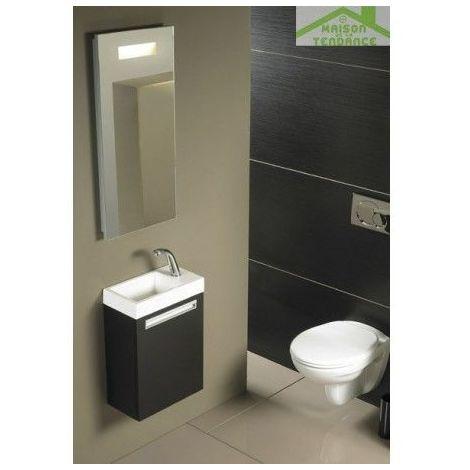 Ensemble meuble & lavabo RIHO LUCCA SET 5 40x22 H 57,5 cm