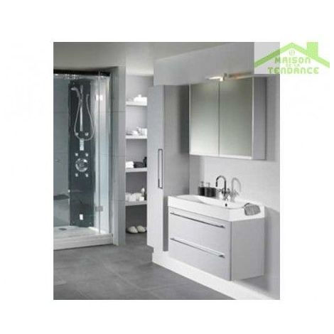 Ensemble meuble & lavabo RIHO SLIMLINE SET 70 100x38 H 60,5 cm
