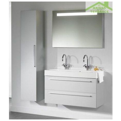 Ensemble meuble & lavabo RIHO SLIMLINE SET 72 100x38 H 60,5 cm
