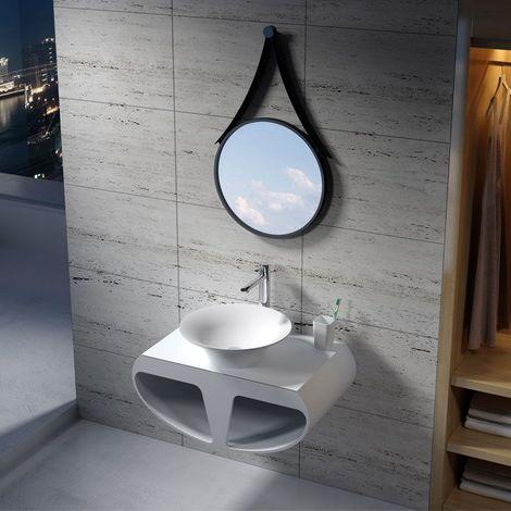 Ensemble plan de toilette et vasque à poser SDK55 + SDV32