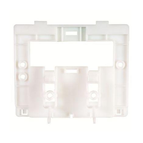 Ensemble socle/bras Siamp pour plaque bâti support WC Verso 1100/350
