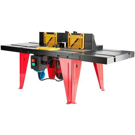 Ensemble table et défonceuse 1020W 230V - RONDY