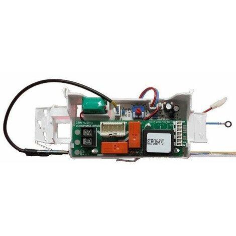 Ensemble thermostat electronique kitable - Ensemble thermostat electronique kitable