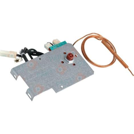 Ensemble thermostat sécurité avec cable 105°C Pour : DTG S 200 Réf. 84098581 DE DIETRICH
