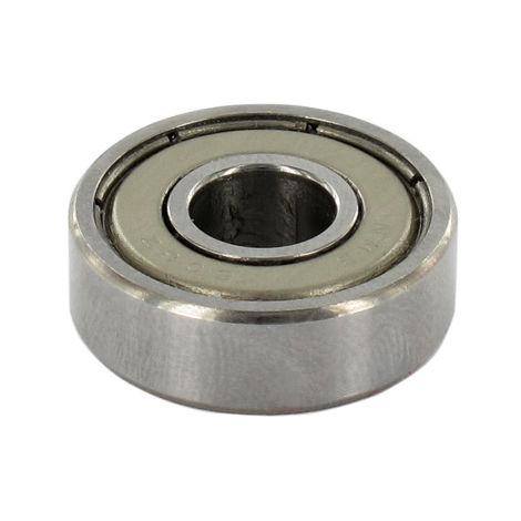 ENT 00102 Kugellager D 9,52 mm, d 4,76 mm, H 3,18 mm - Zollmaß: D 3/8, d 3/16, H 1/8''