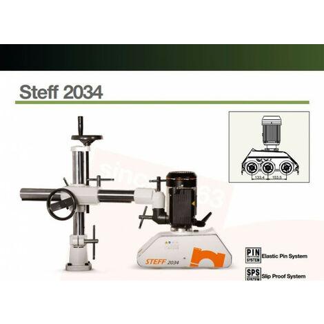 """main image of """"Entraineur Maggi 2034 PRO - 380 volts pour toupie arbre 50 mm"""""""