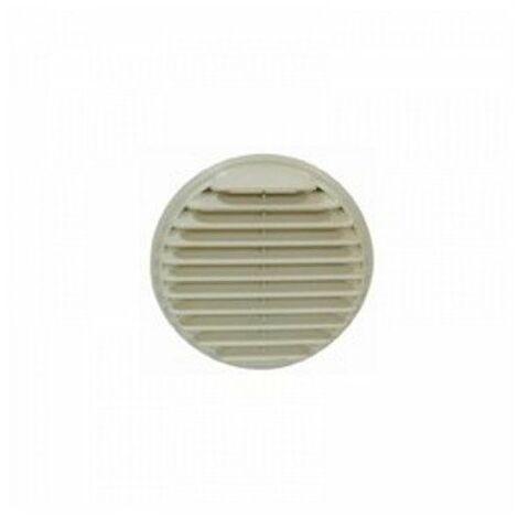 Entrée / Sortie d'air murale PVC - Diamètre 160 mm