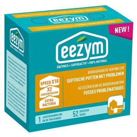 Entretien fosse septique à problèmes aux enzymes EEZYM