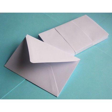 Lot de 1000 Enveloppes 90x140 mm spéciales cartes de visite