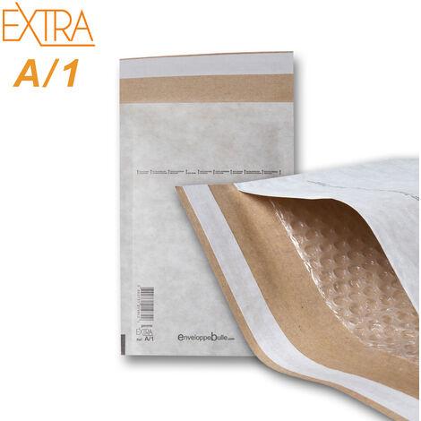 Enveloppes à bulles EXTRA A/1 format 90x160 mm