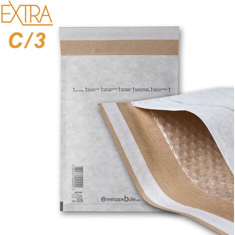 Enveloppes à bulles EXTRA C/3 format 150x215 mm