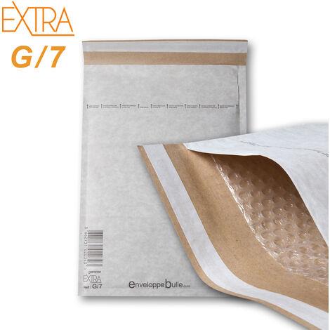 Enveloppes à bulles EXTRA G/7 format 240x335 mm