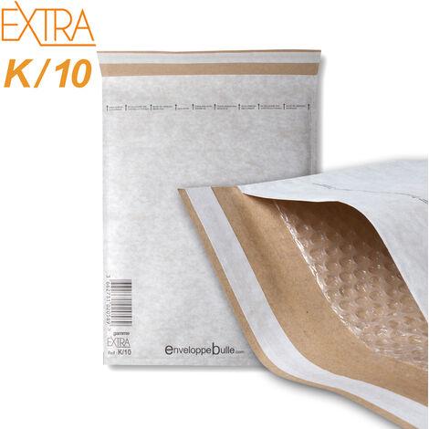 Enveloppes à bulles EXTRA K/10 format 350x470 mm