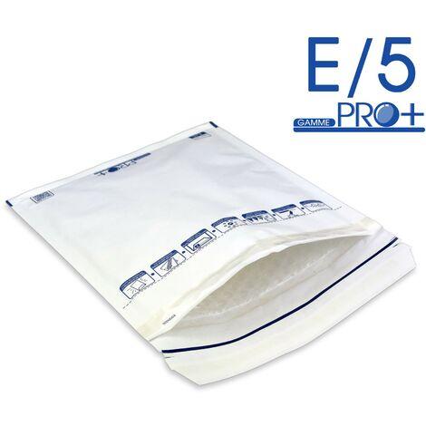 Enveloppes à bulles PRO BLANCHES E/5 format 210x265 mm
