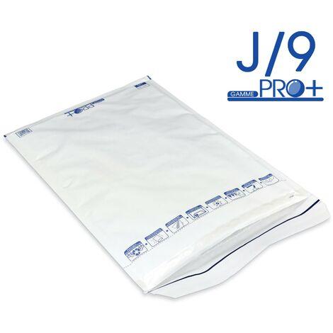 Enveloppes à bulles PRO BLANCHES J/9 format 290x445 mm