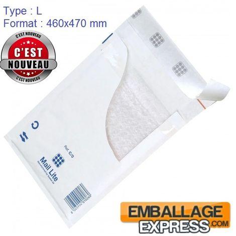 Enveloppes à Bulles Type L - Format 460x470 mm