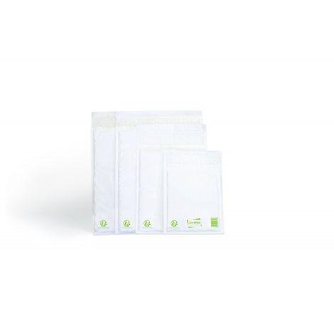 Enveloppes à MEGABULLE PLASTIFIEES - 220x260 mm
