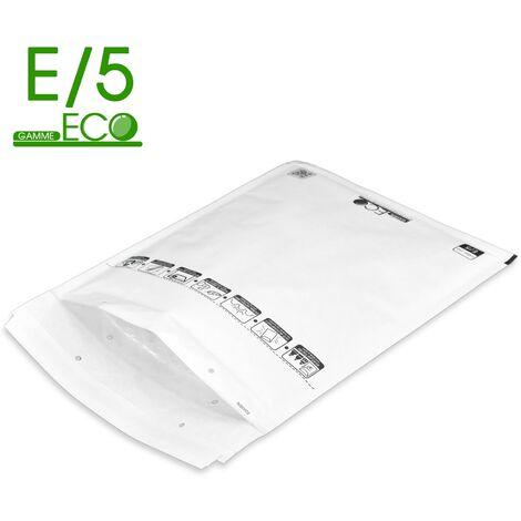 Lot de 200 Enveloppes à bulles ECO E/5 format 220x260 mm